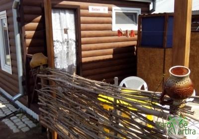 фото Новый домик в шаговой доступности от озера б Яровое, отдельный вход